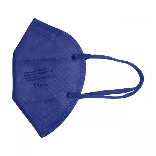 Mascarilla FFP2 (caja de 20 Uds) - Azul