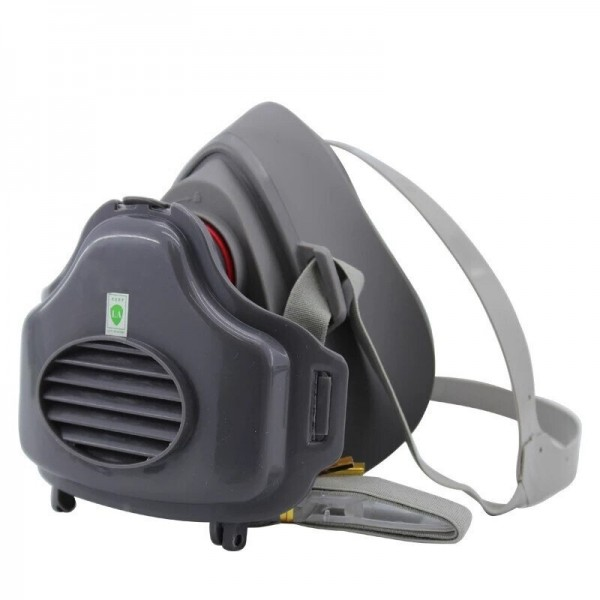 Semimáscara modelo 3600-A KN95 (incluye 10 filtros )