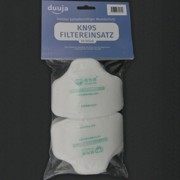 Filtro KN95 (pack de 20 unidades)